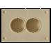 Звукоизоляционный подрозетник МаксФорте SoundBOX 2S