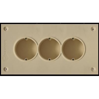 Звукоизоляционный подрозетник МаксФорте SoundBOX 3S