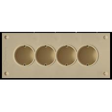 Звукоизоляционный подрозетник МаксФорте SoundBOX 4S