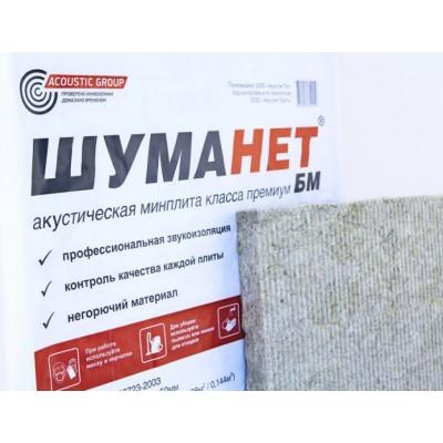 Шуманет-БМ Акустическая минплита класса премиум